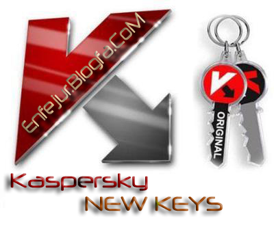        LKaspersky New Activation Keys 