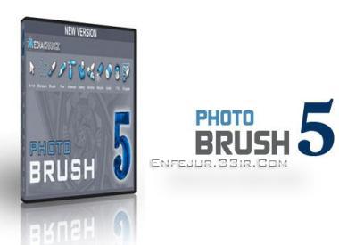 ویرایش و روتوش آسان و حرفه ای تصاویر با MediaChance Photo Brush v5.4.1